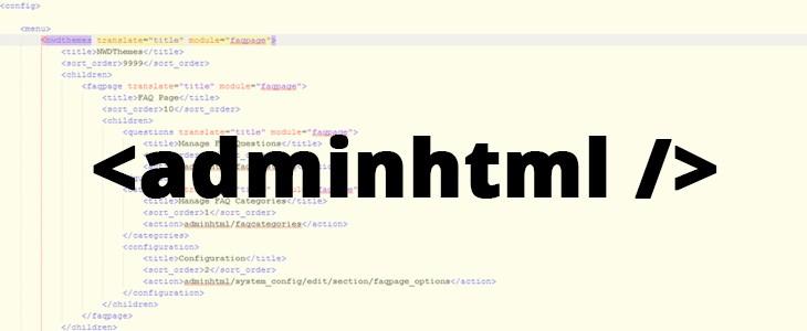 adminhtml.xml in details