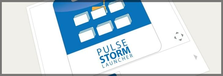 Pulse Storm Launcher