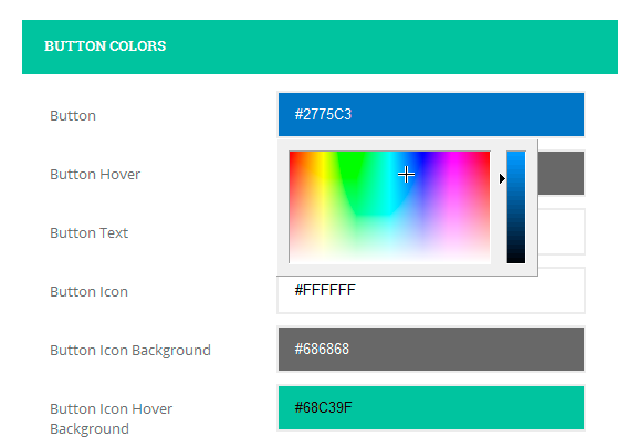 Magento Admin Theme - Change Colors