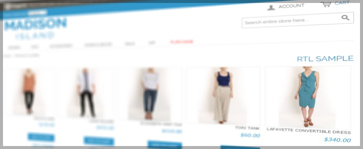 Magento product slider extension