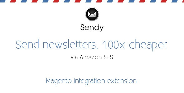 Sendy Newsletter Integration for Magento
