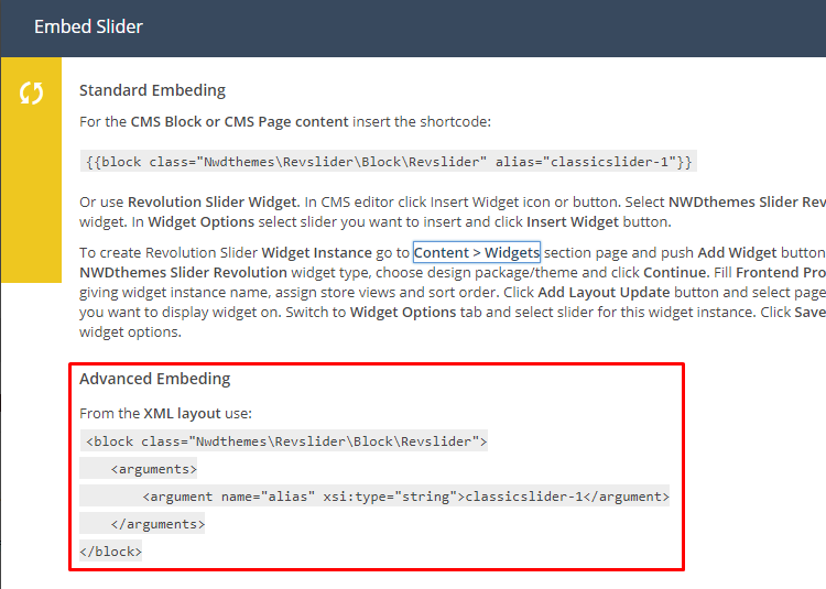 Slider Revolution: How to add slider to a category in