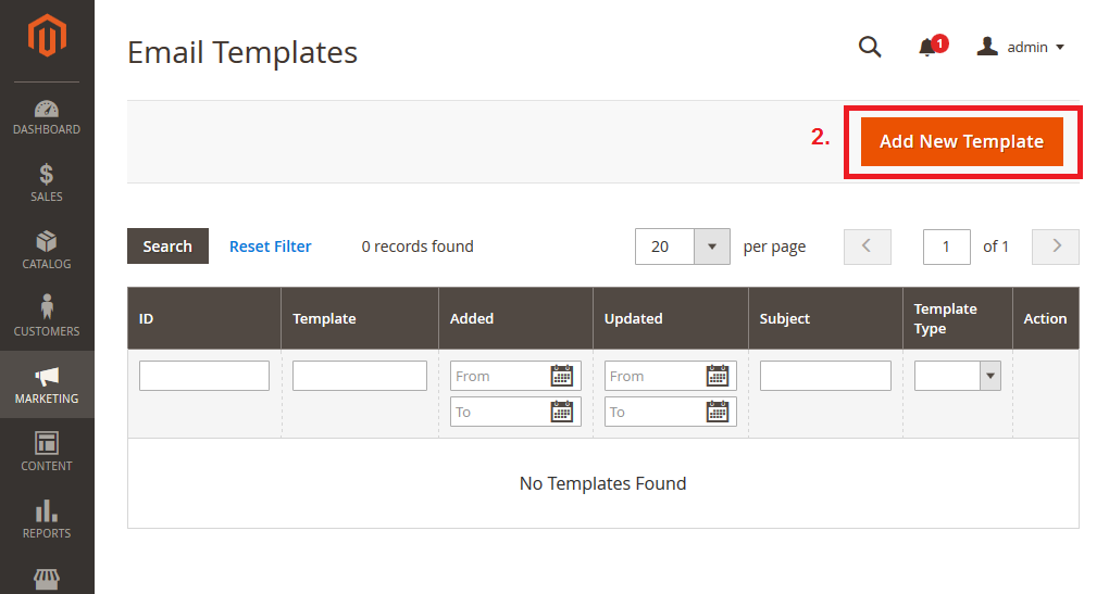 How to Manage Custom Email Templates in Magento 2