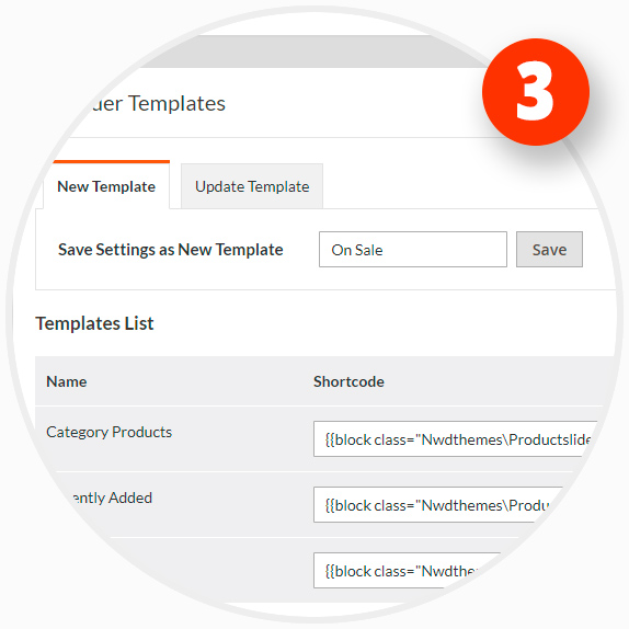 Magento 2 Product Slider - Start Step 3