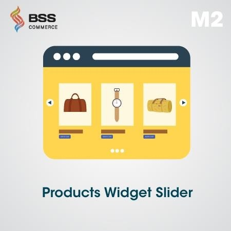 BSScommerce Products Widget Slider for Magento 2