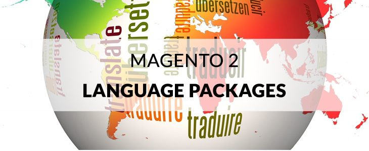 Magento 2 Language Packages